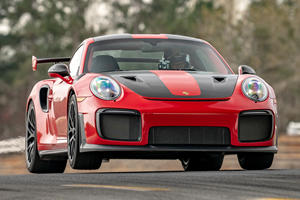 Porsche 911 GT2 RS Sets Yet Another Lap Record