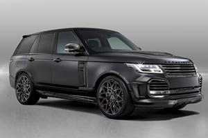 Overfinch Gives Range Rover A Bold New Look