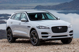 2019 Jaguar F-Pace Arrives With A Price Increase