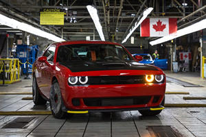 Dodge Charger And Challenger Production Shutting Down