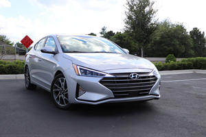 2019 Hyundai Elantra Test Drive Review: Still Good Value