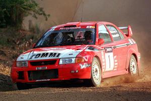 It's Been 20 Years Since Mitsubishi Last Won The World Rally Championship