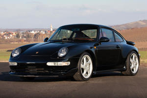 This Is One Of The Rarest Porsche 911 Turbos Ever Made