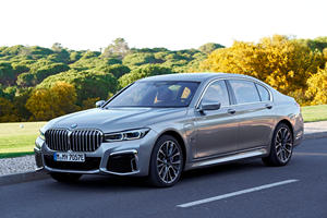 2020 BMW 7 Series First Drive Review: German Executive Gets A Grilling