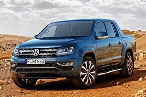 Volkswagen Amarok Coming To America Thanks To Ford