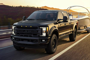 2019 Roush Super Duty Revealed With Aggressive Styling