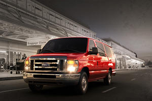 Ford Econoline Passenger Van