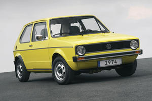 We Wish A Happy 45th Birthday To The Volkswagen Golf