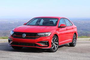 2019 Volkswagen Jetta GLI First Drive Review: The GTI's Sensible Cousin