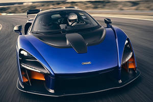Hennessey Will Upgrade McLaren Senna With Up To 1,000 HP