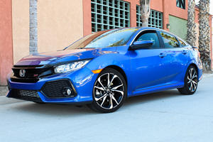 2017 Honda Civic Si Test Drive Review: A Deft Blend Of Performance And Function