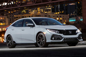 2021 Honda Civic Hatchback Review: King Of The Hill