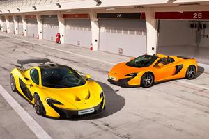 For McLaren, This Recall Is Huge