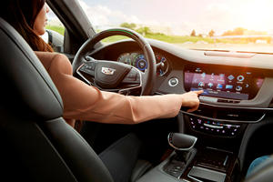 The Sun Causes Cadillac's Hands-Free Driving System To Shut Down