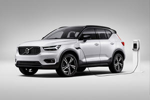 First Fully Electric Volvo Will Debut This Year