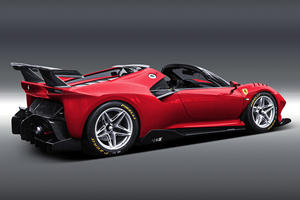 Ferrari Will Never Build This Stunning Spider