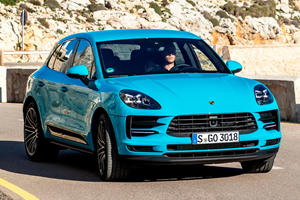 Porsche Has Big Plans For The Macan