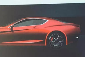 This Is Our Best Look Yet At The 600-HP Alfa Romeo GTV