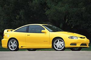 Chevrolet Trademarks Cavalier Nameplate For Some Reason