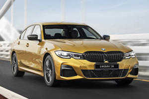 The New BMW 3 Series Stretches All The Way To China