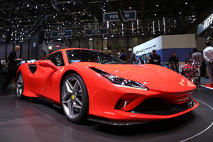 Ferrari Is Thrilled Rivals Are Copying Its Supercars