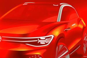 Volkswagen Previews New Flagship Electric SUV Concept