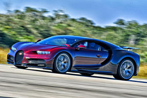 Bugatti Wants To Become The Lightweight Experts