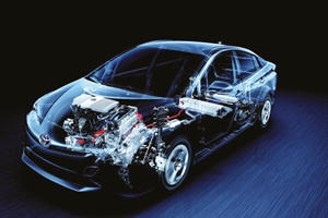 Toyota To Give Away Hybrid Tech To Other Automakers
