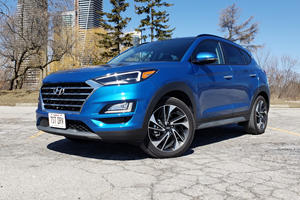 2019 Hyundai Tucson Test Drive Review: A Value Stand-Out