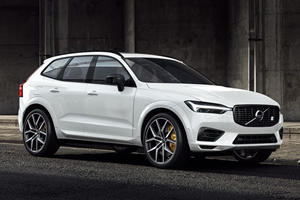 Volvo V60 And XC60 Get Polestar Engineered Treatment