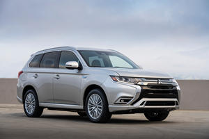 2019 Mitsubishi Outlander PHEV Review
