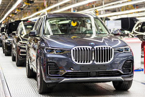 Massive Transmission Deal Keeps BMW Safe From Tariffs