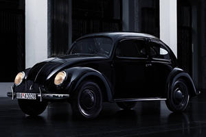 Porsche's Volkswagen Brought Back To Life