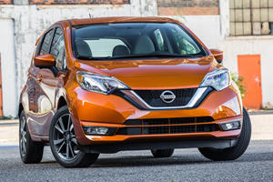 Official: Say Goodbye To The Nissan Versa Note