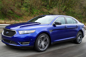 Ford Selling 365-HP Taurus SHO With $3,000 Discount