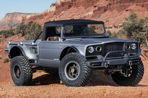 Jeep Reveals Six Awesome Gladiator Concepts For Easter Safari