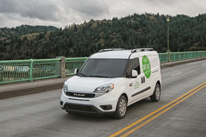 2020 Ram ProMaster City Cargo Van Review: Big Cargo, Small Package