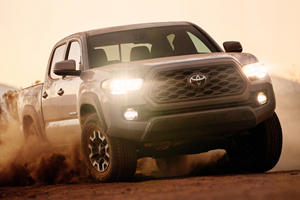 Toyota Tacoma Is Crushing The Competition