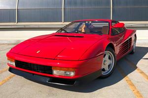Ferrari Planning Reborn Testarossa With 1,000-HP V12