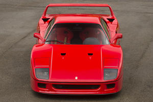 Rare Ferrari F40 Prototype Is One Of Eight Ever Made