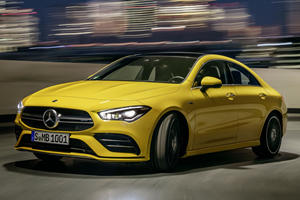 2020 Mercedes-AMG CLA35 Arrives With 302 HP In A Stylish Body