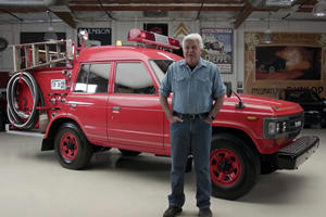 Jay Leno Loves This Japanese Fire Truck