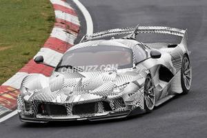 What Is This Ferrari FXX K Evo Hiding?