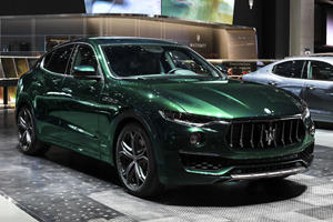 New One-Off Maserati Levante Coming To New York