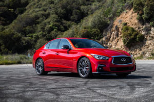 2019 Infiniti Q50 Test Drive Review: A Mature Approach To The Sports Sedan