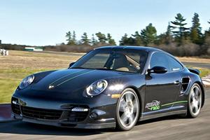 Switzer's 900hp Flex-Fuel 911 Turbo