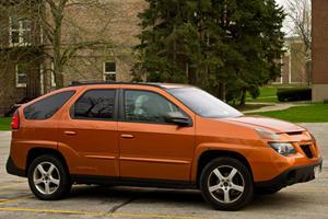 Biggest Automotive Missteps: Pontiac Aztek