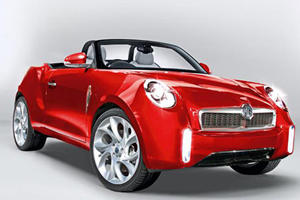 Could the MG Roadster be Making its Return - as an SUV?