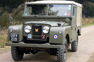 Off-Road Icons: Land Rover Defender