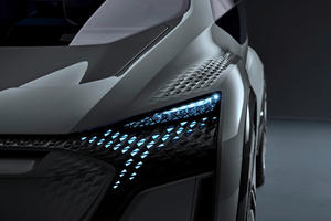 Audi Teases Wild-Looking Concept Car